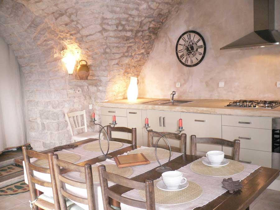 Les huttes for Asticots dans la cuisine